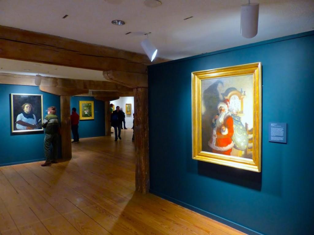 Holidays-in-the-Brandywine-Valley-Brandywine-River-Museum-Santa-art
