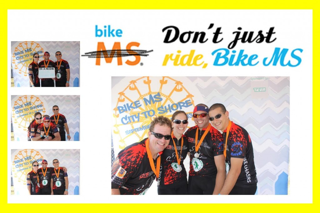 dont just ride bike ms