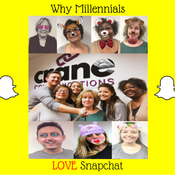 Why Millennials Love Snapchat!